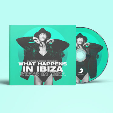B Jones x Cammie Robinson – What Happens in Ibiza stays in Ibiza