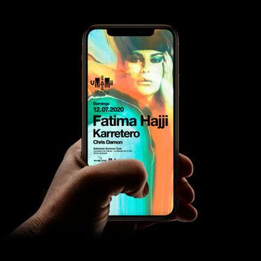 uMaMii w/ Fatima Hajji @ Babilonia Summer Club 12.07.2020