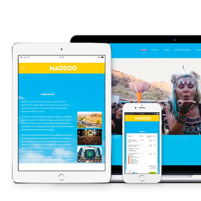 MadZoo website