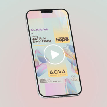 Hope Opening Party @ Aqva Bcn 17.05.2019