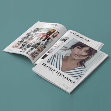 Dossier modelo Beatriz Hernández 2019