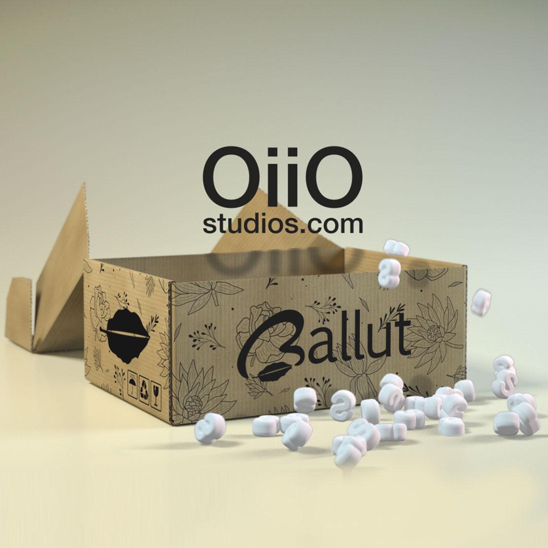 Ballut packaging service